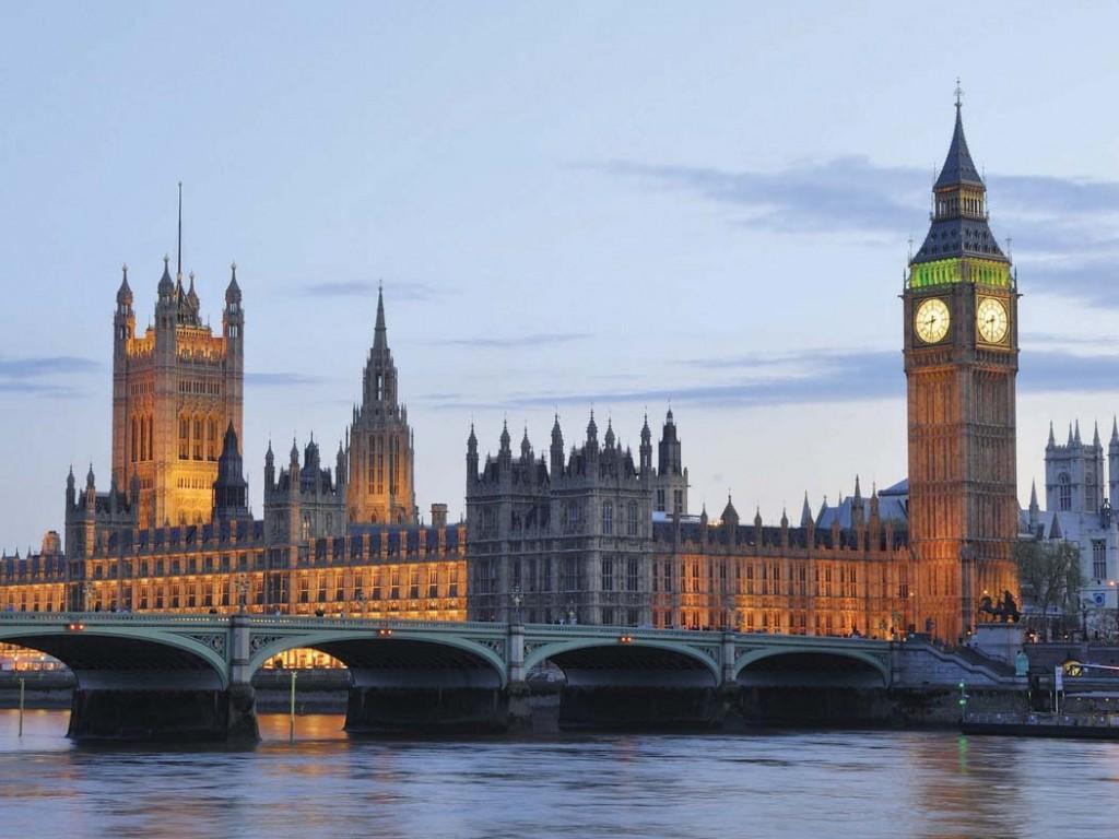Photo du centre - Capitale royale de Londres