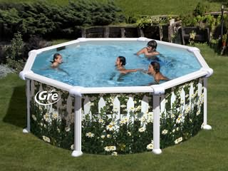 construire piscine hors sol en dur gallery of piscine. Black Bedroom Furniture Sets. Home Design Ideas