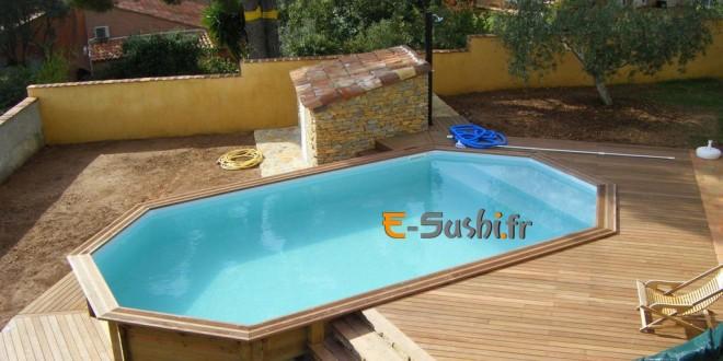 Infos sur photo piscine hors sol avec terrasse bois for Piscine en teck