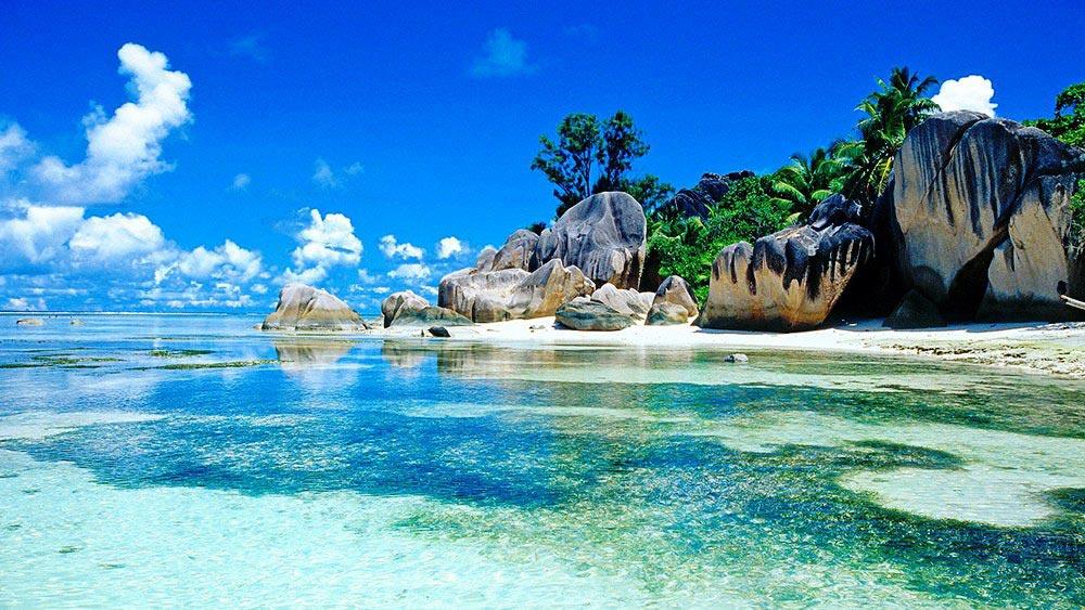 Iles des Seychelles