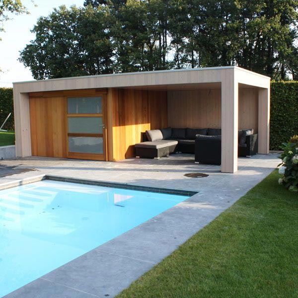 Abri jardin images et photos arts et voyages for Construction pool house piscine