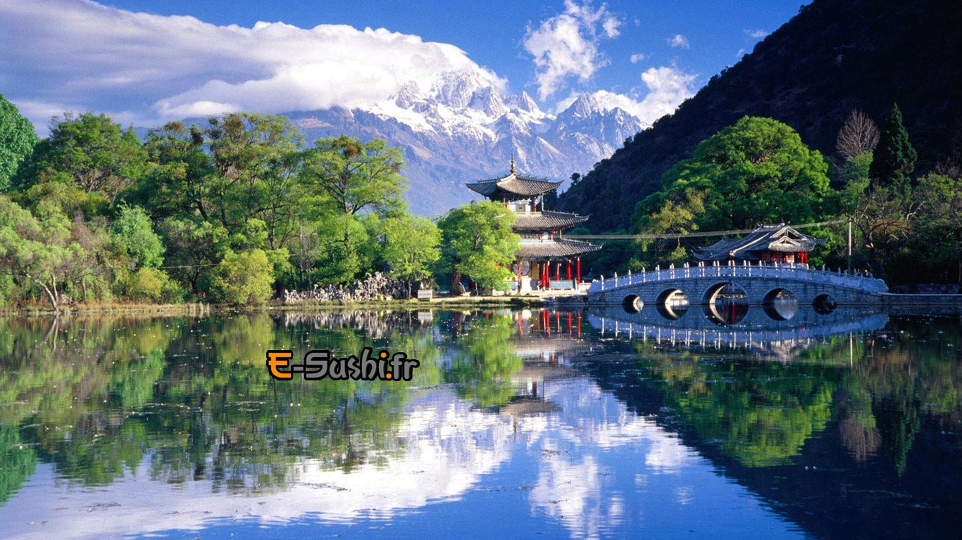chine - Photo de paysage de voyage