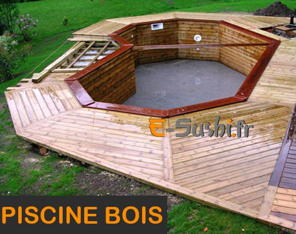 Kinderzimmers terrasse bois ipe for Construction piscine 07