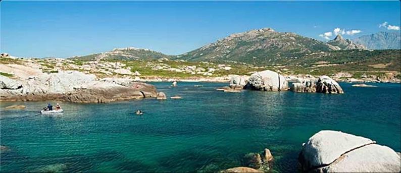 Croisière Corse du nord