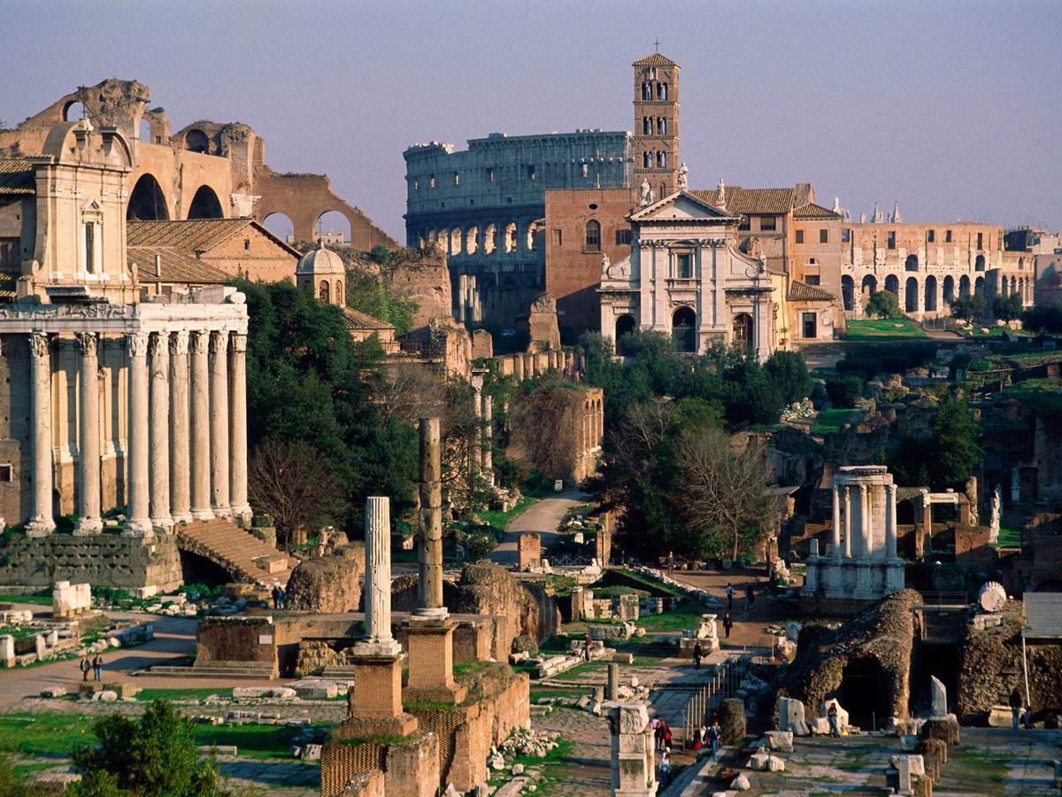 Italie - Rome Antique
