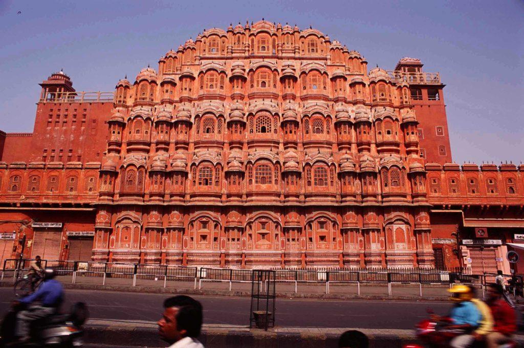 jaipur - Ville en Inde
