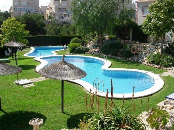 Jardin et piscine - décoration