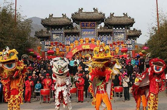 Nouvel an Chinois à Pékin