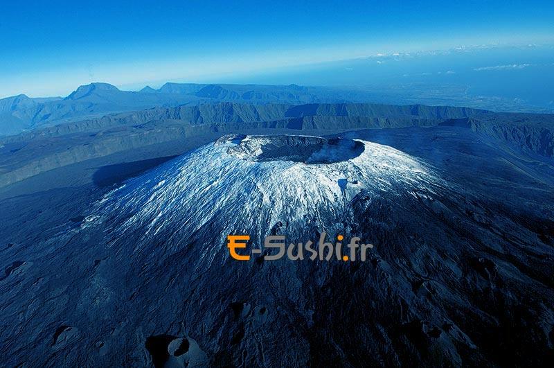 Piton de la Fournaise - Volcan à la Réunion