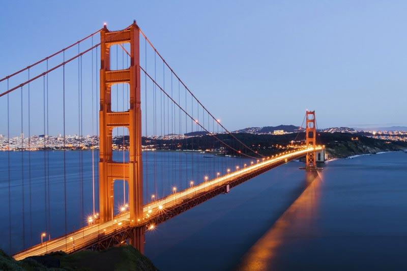 Voyage à San Francisco - Etats Unis
