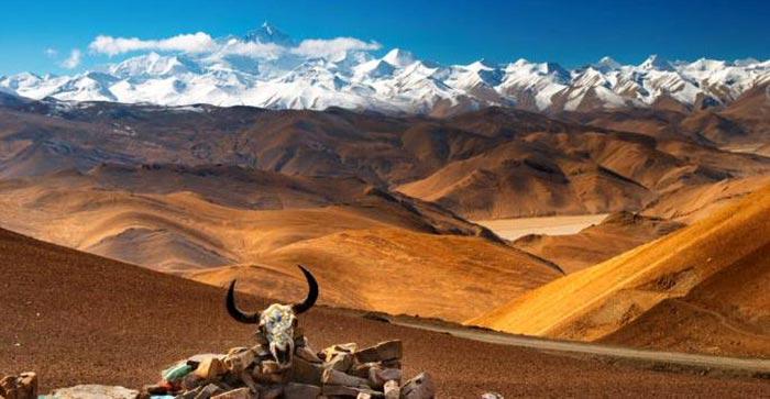 Photo du Tibet