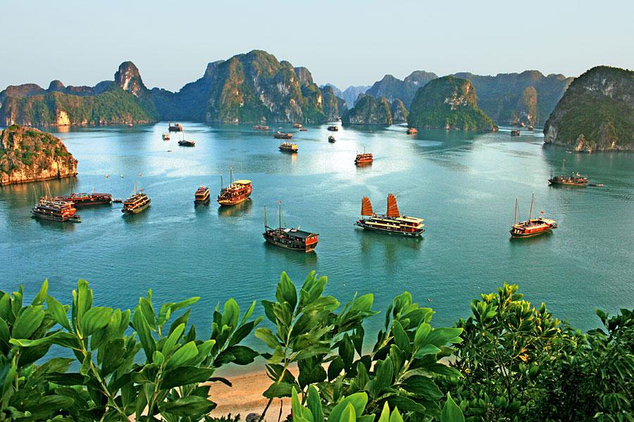 Vietnam - Photo de vacances
