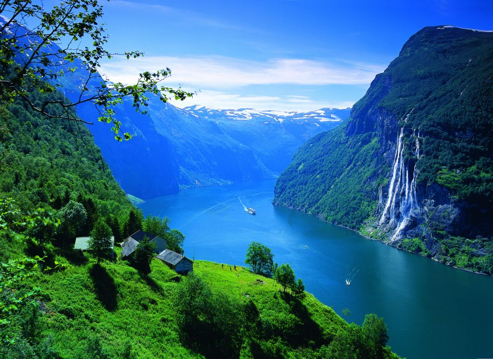 Voyage en Norvège - Visite des Fjords