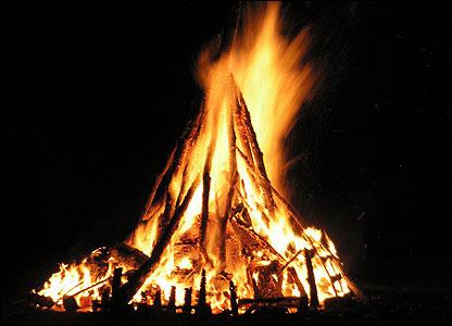 Les feux de lla fête de BonFire