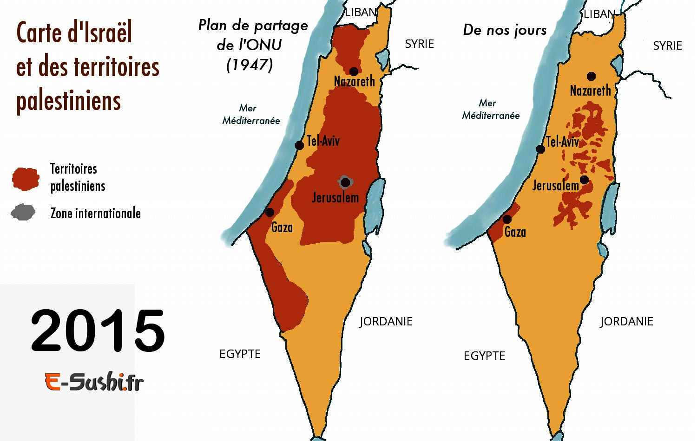 Carte Israel   Image et Plan | Arts et Voyages