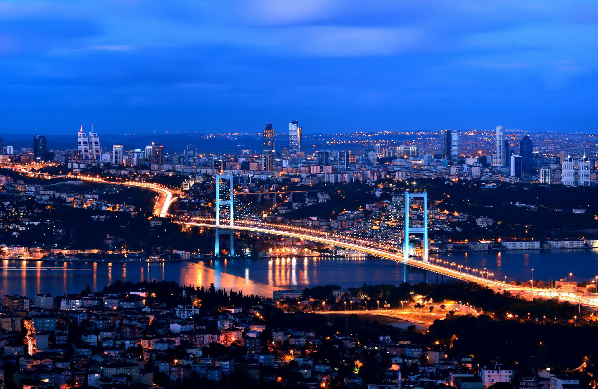 Istanbul - Capitale de Turquie