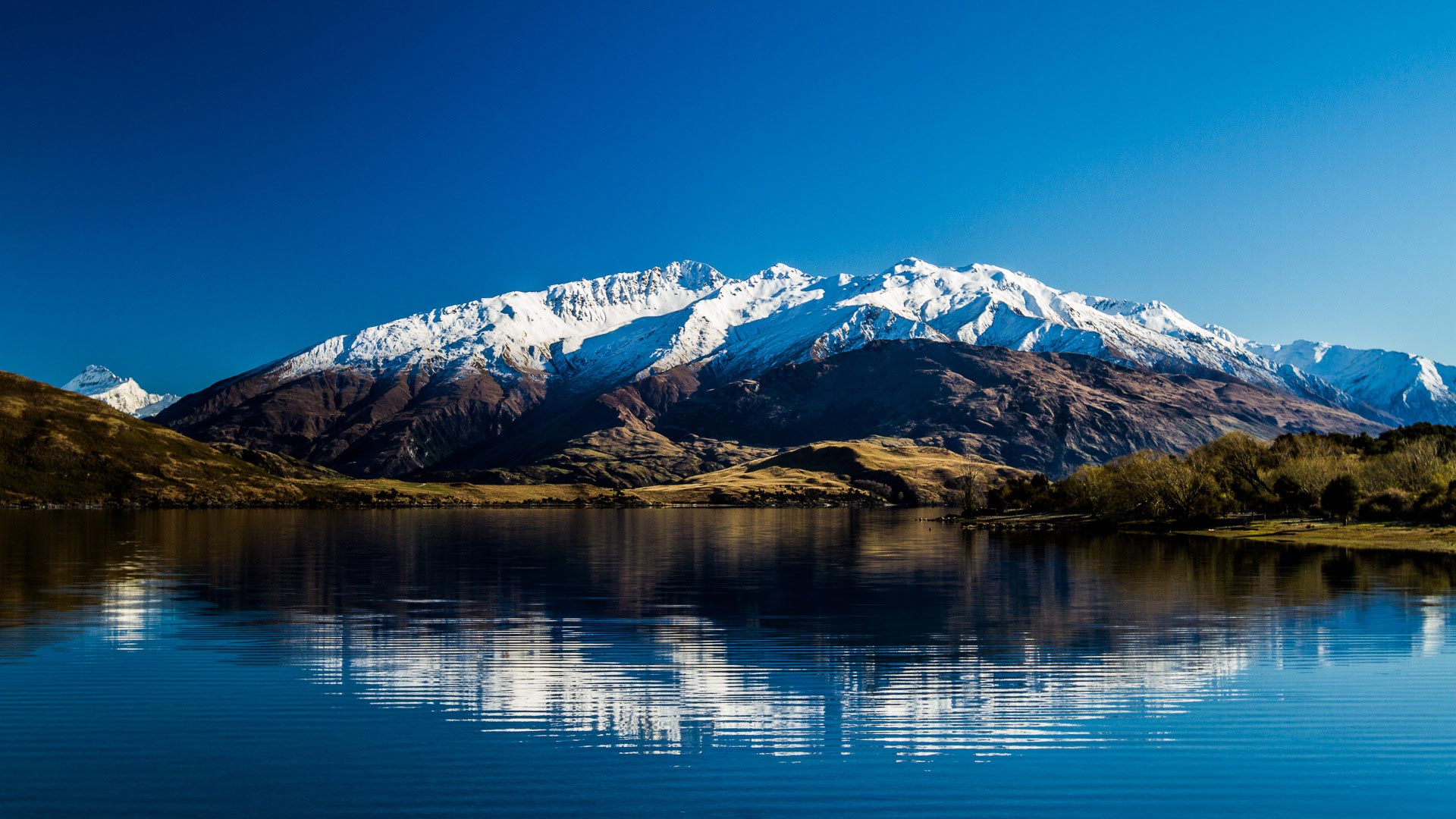 Nouvelle Zélande - Lac Wanaka