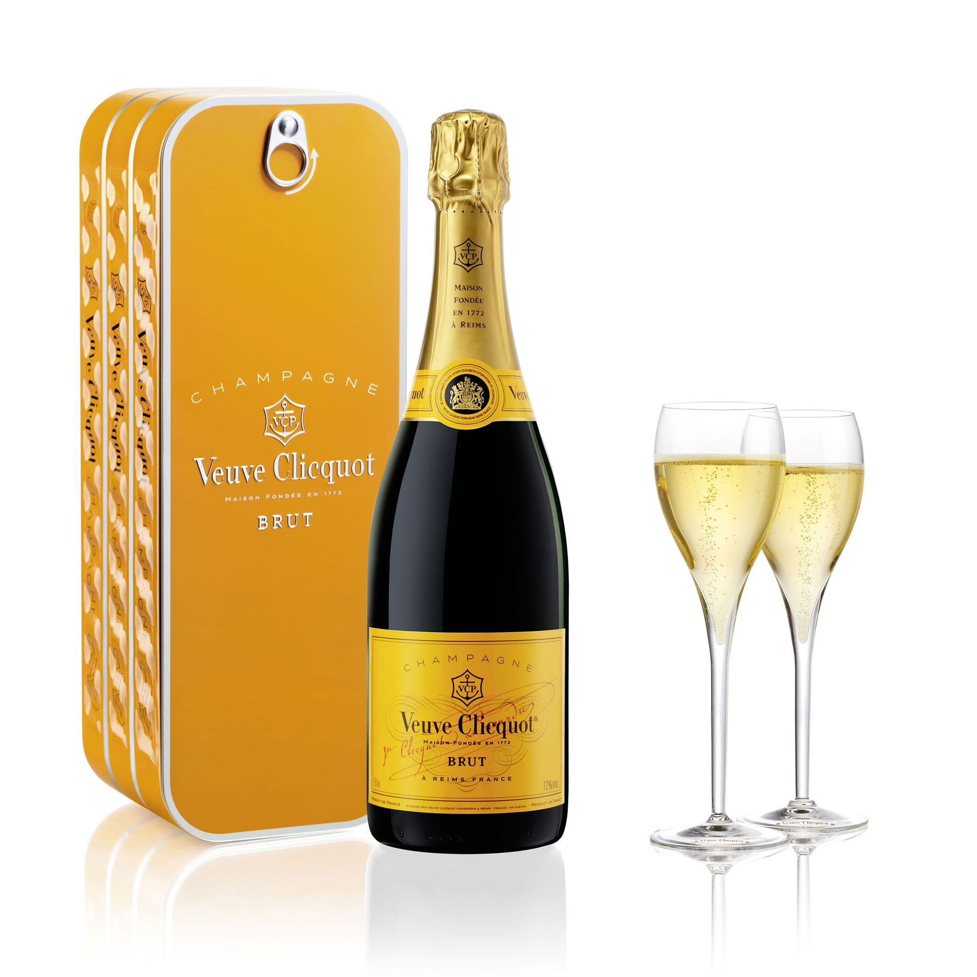Champagne Veuve-Clicquot-Ponsardine