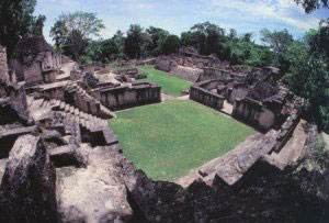 Acropole de Tikal