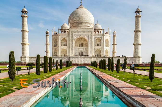 Agra - Circuit en Inde