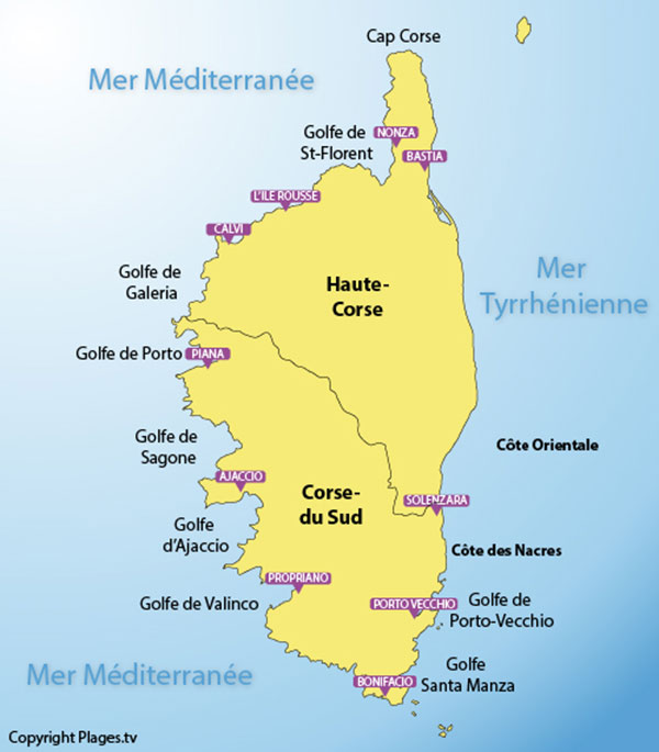 carte-plages-corse-stations-balneaires