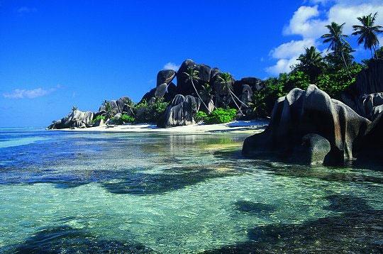 Iles des Seychelles - un eden