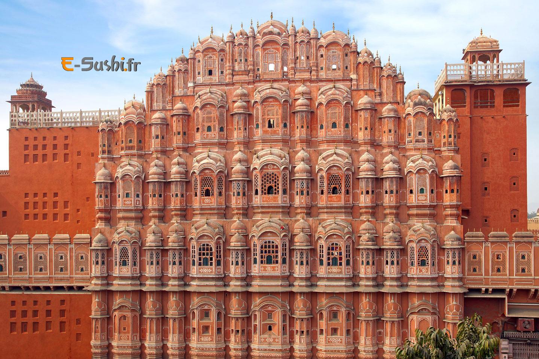 Visite de Jaipur, capitale du Rajasthan