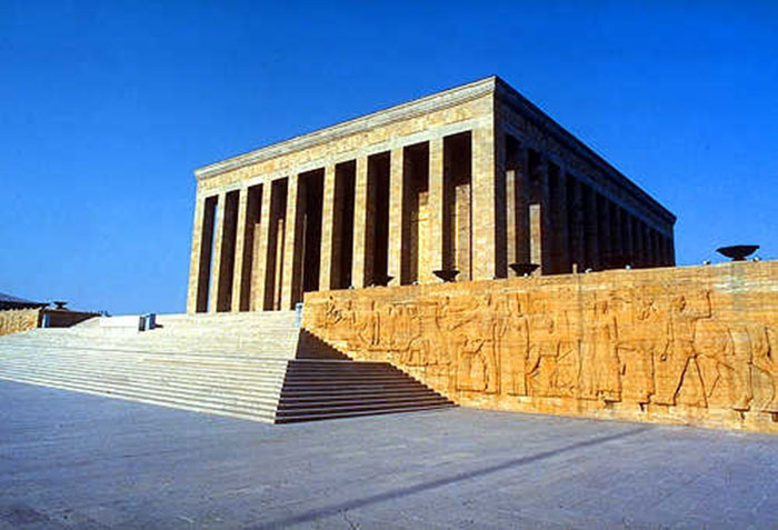 mausolee ataturk - Tourisme Ankara