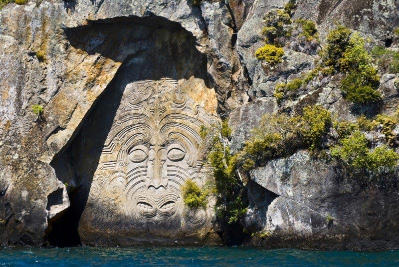 Nouvelle Zélande Tourisme - Lac Taupo