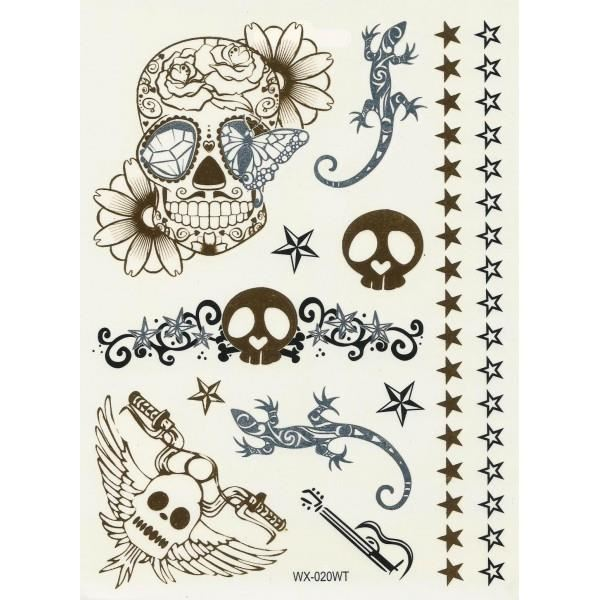 tatouage ephémère