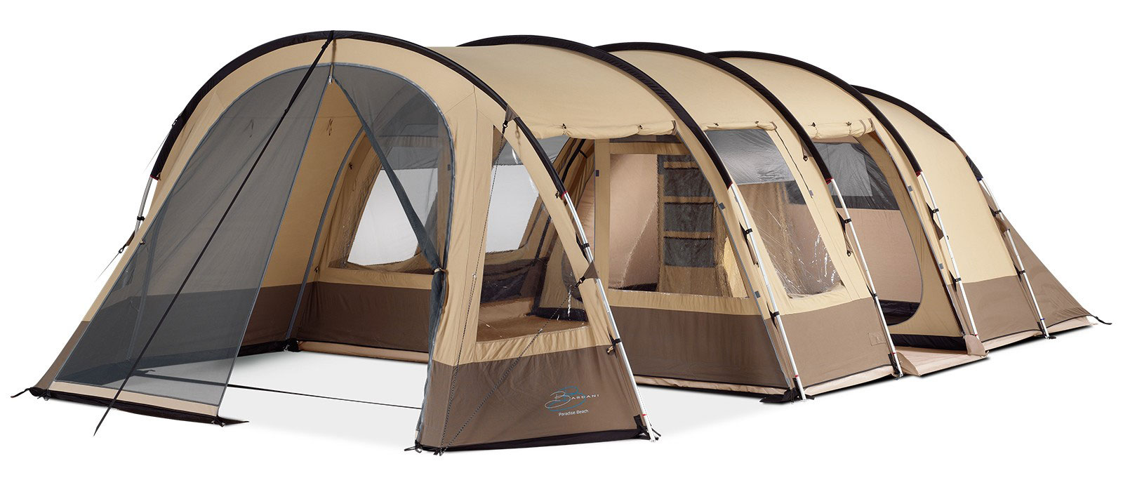 Tente camping intersport for Toile de tente 4 chambres