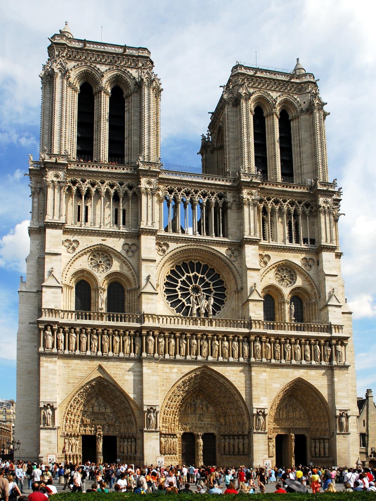 Notre Dame De Paris - France Voyage