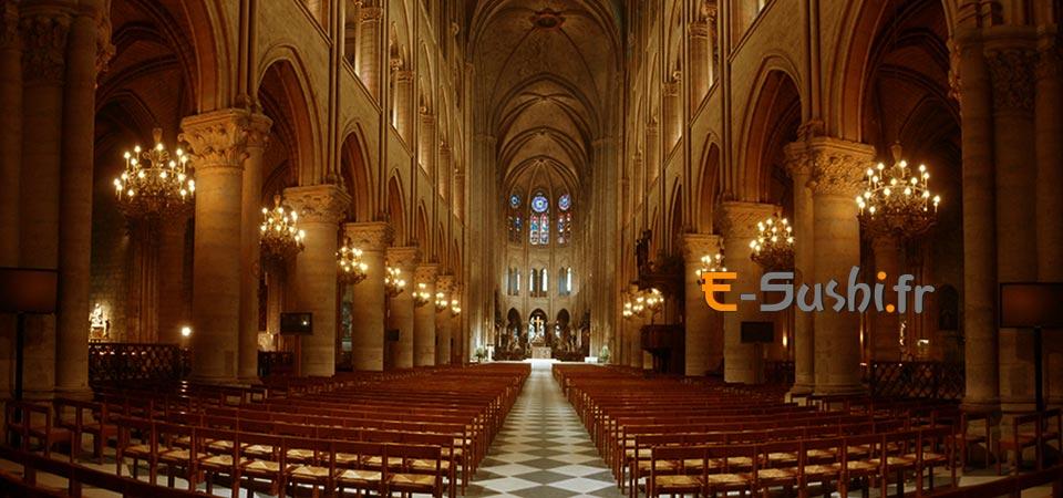Cathédrale de Notre dame de Paris - Image