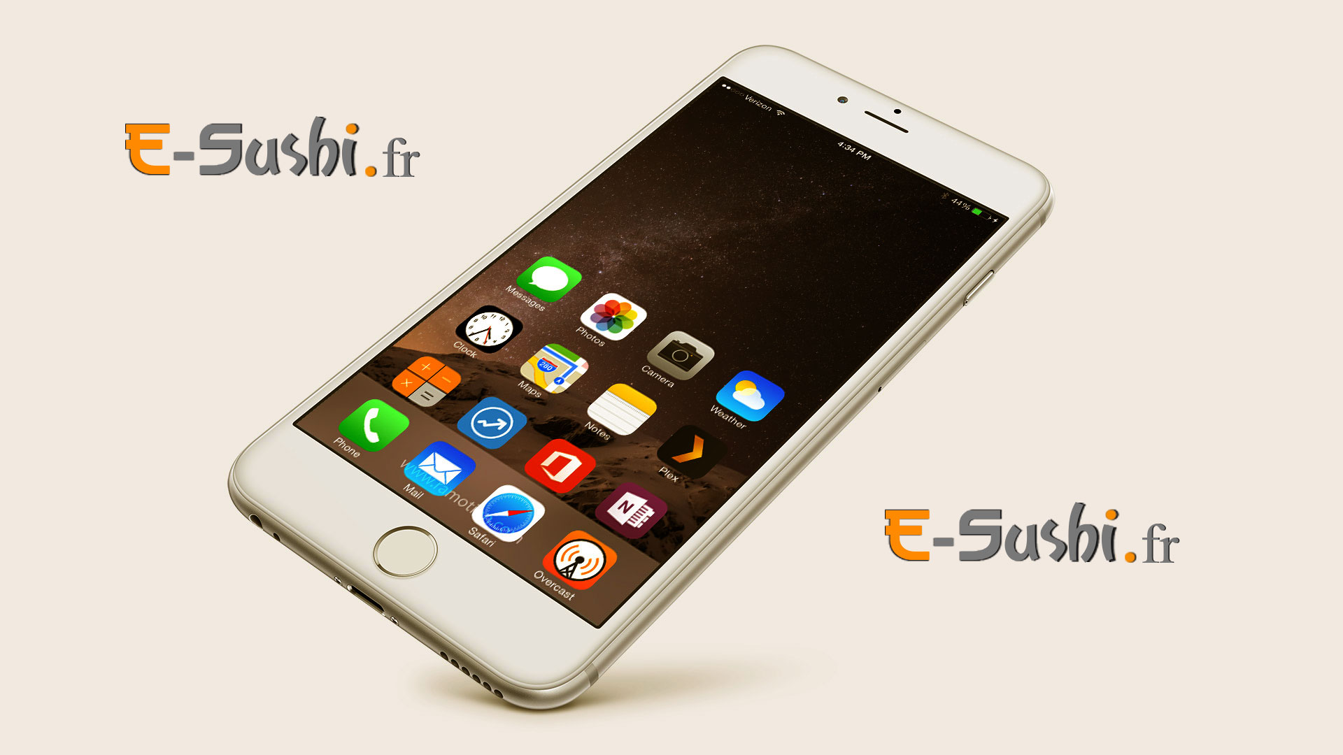 iPhone 6 + Blanc