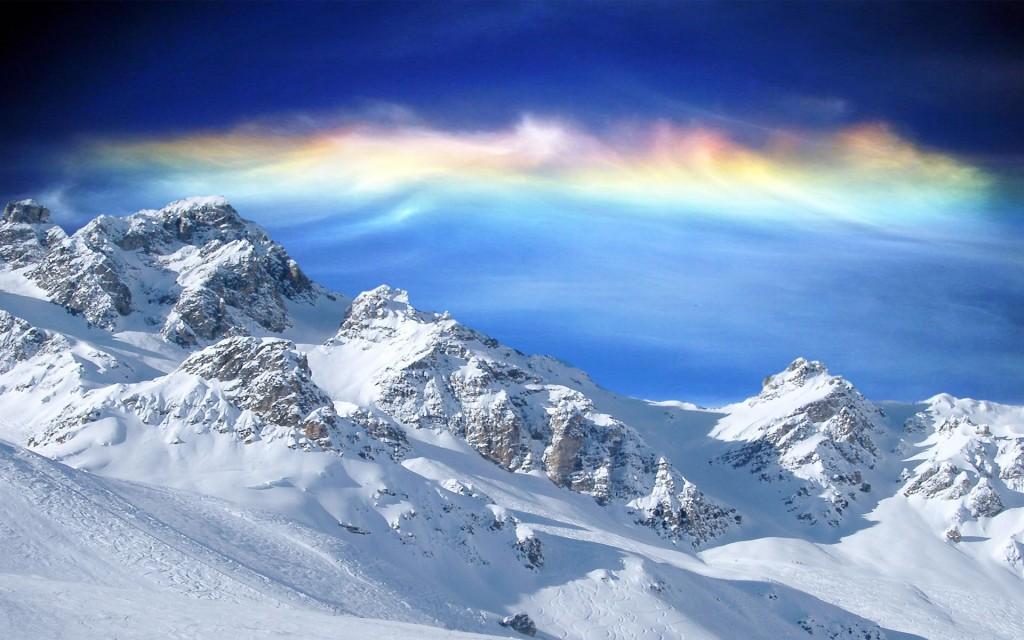 Alpes - Neige et Ski