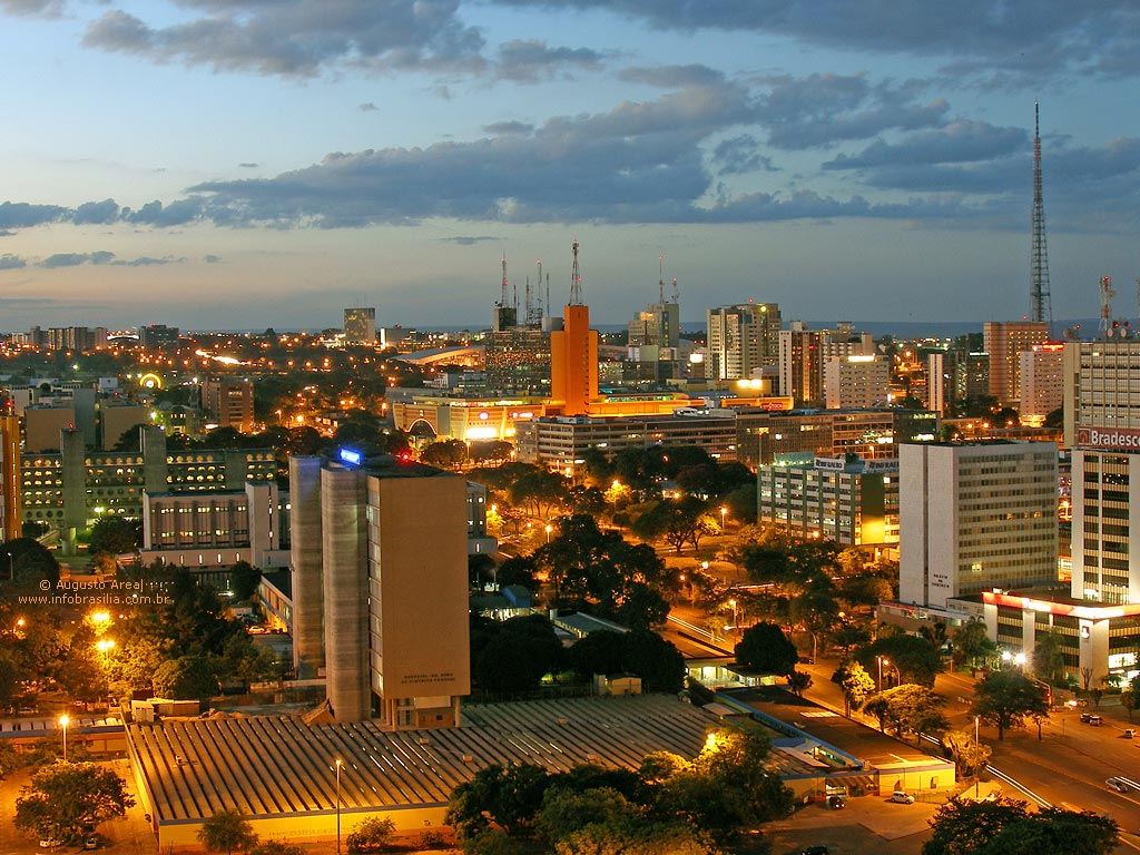 Brasilia, une capitale surgie du futur