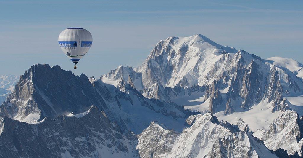 Le Mont Blanc - massif