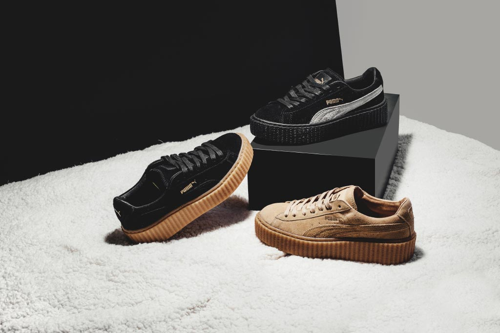 Puma creepers collection