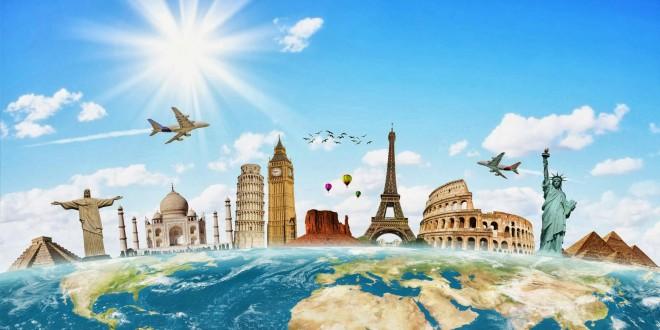 Voyages - Vacances - Cartes du Monde