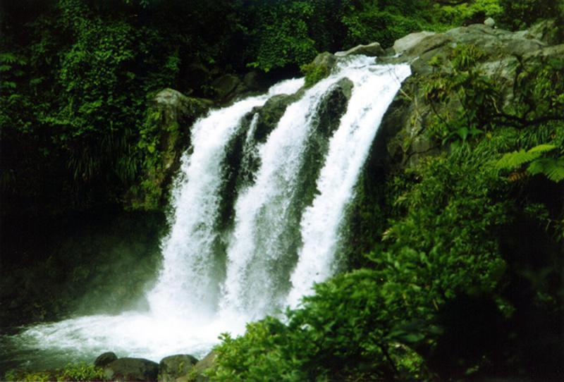 Trinity Falls - Saint Vincent