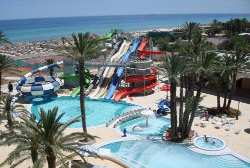 Monastir Hotel 3 étoiles - Tunisie