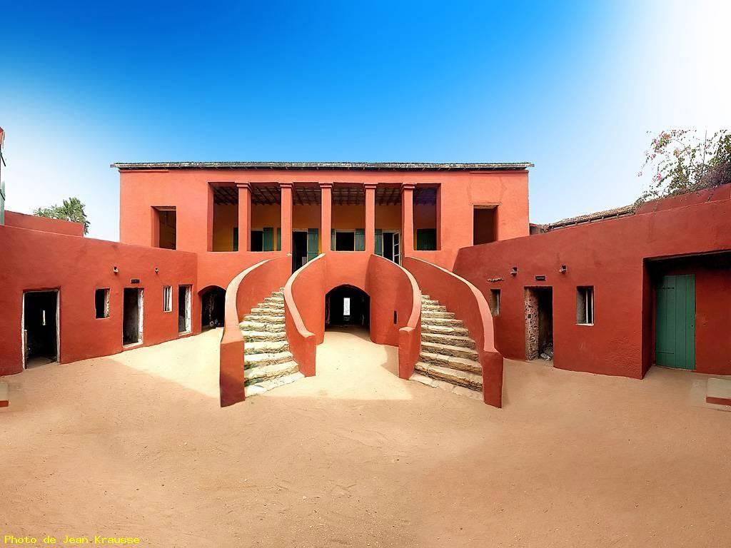 Maison des esclaves - Gorée