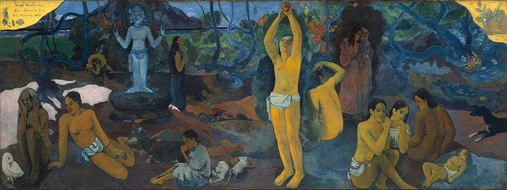 Paul Gauguin - Iles des Marquises