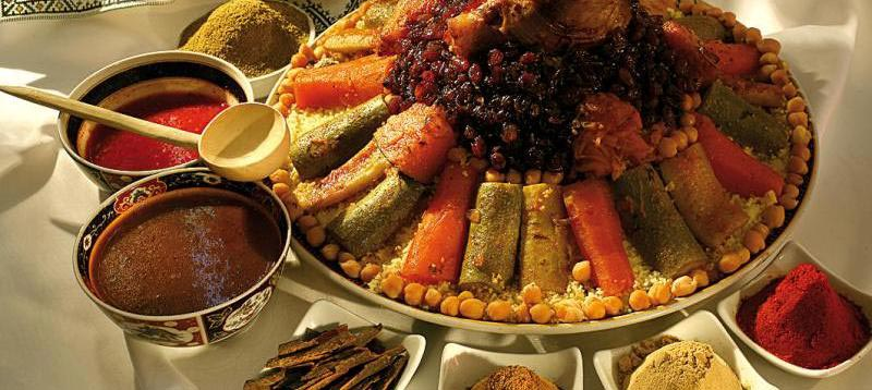 Gastronomie et cuisine marocaine