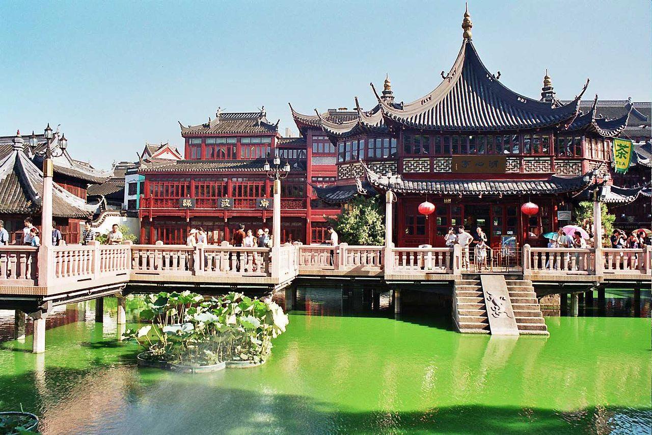 Jardin de Yuyuan