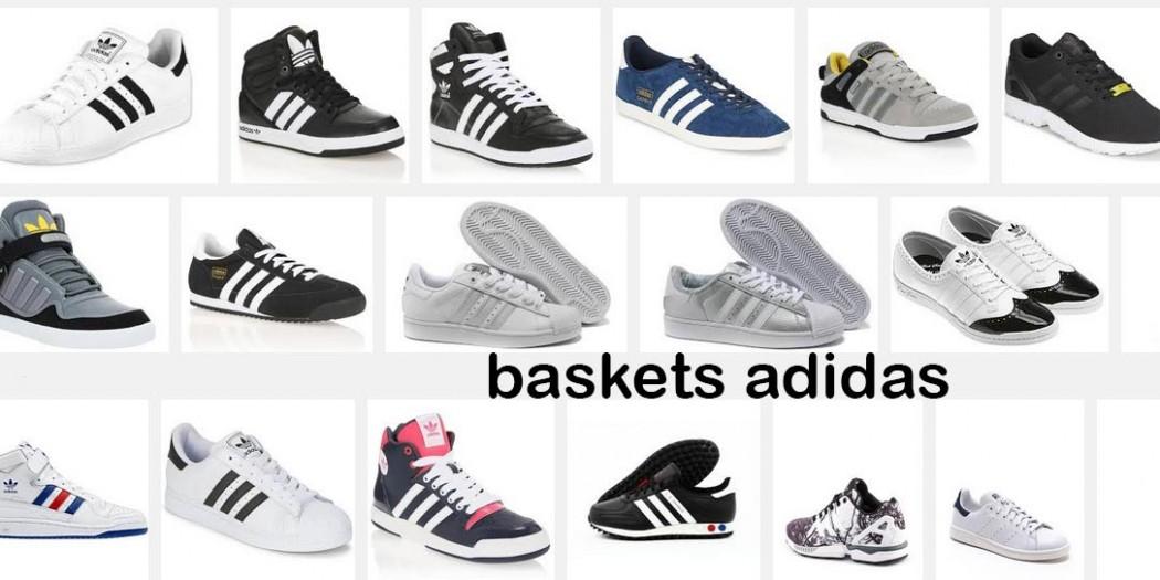 Adidas Baskets