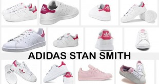 Adidas stan-smith rose