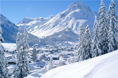 Autriche Ski