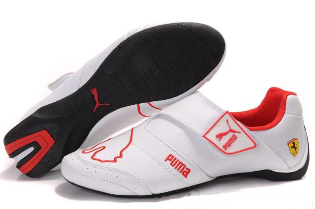 baskets puma ferrari