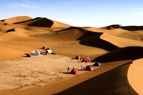 Trek - Maroc en bivouac